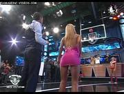 El culo de Amalia en el basquet