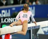 Nastia Liukin - Gymnast -WC 2007