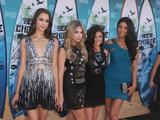 Эшли Бенсон, фото 17. Ashley Benson, Lucy Hale, Shay Mitchell & Troian Avery Bellisario at the 2010 Teen Choice Awards 08-08, photo 17