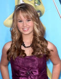 Debby Ryan - 'The Princess and the Frog' premiere @ Burbank 15.11.09 x2 HQ