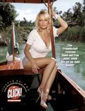 Pamela Anderson - german VIP Click!-Magazine (x9)