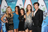 Эшли Бенсон, фото 24. Ashley Benson, Lucy Hale, Shay Mitchell & Troian Avery Bellisario at the 2010 Teen Choice Awards 08-08, photo 24