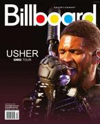 Usher-Billboard January 2011