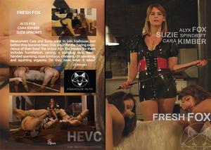 Foxhouse Films: Fresh Fox