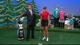 Natalie Gulbis - The Price Is Right - 4/28/09