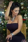 Дениз Милани, фото 4161. Denise Milani Xmas Part 2 :, foto 4161