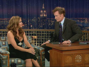 Carmen Electra - Late Night with Conan O'Brien (2005)