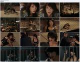 Asia Argento - Action scene from Land of the Dead (2005)